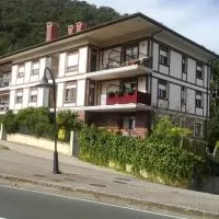Hotel ALMIKE-ETXEA en busturia