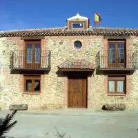 Hotel Casa Rural Pincherres en cabanas-de-polendos