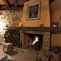 Hotel El Pajar de Pirón en cabanas-de-polendos