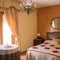 Hotel Hospederia del Comendador en cabanas-de-yepes
