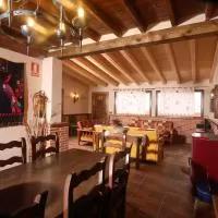 Hotel La Casa del Abuelo Simón en cabezas-de-alambre