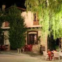 Hotel Hotel Rural Pantano de Burgomillodo en calabazas-de-fuentiduena