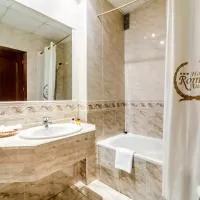 Hotel Roma Aurea en calera-y-chozas