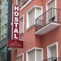 Hotel Hostal Velarde en calera-y-chozas