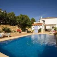 Hotel Callosa d'En Sarria Villa Sleeps 8 Pool en callosa-d-en-sarria