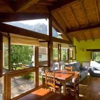 Hotel Apartamentos Rurales Los Picos de Redo en camaleno