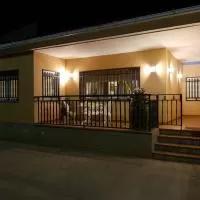 Hotel Villa San Jorge en campillo-de-aragon