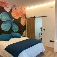 Hotel Párpados, casa con jacuzzi para dos en canalejas-de-penafiel