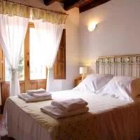 Hotel Casa Rustica Del Rio En Soria en candilichera