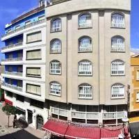 Hotel Hotel Jucamar en cangas