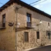 Hotel La Posada de Pesquera en canillas-de-esgueva