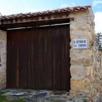 Hotel El Refugio de la Esquina en cantimpalos