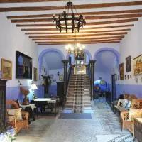 Hotel Casa Grande en carabantes