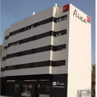 Hotel Apartamentos Aixa II en caravaca-de-la-cruz
