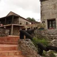 Hotel Lugar dos Devas en carballeda-de-avia