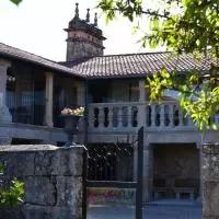Hotel Casa Das Capelas en carballedo