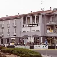 Hotel Hotel Avenida del Sotillo en carbonero-el-mayor