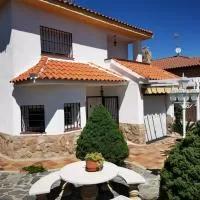 Hotel Villa Cristina en carranque