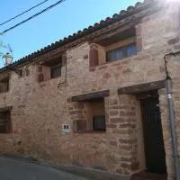 Hotel Casa Rural La Muralla en carrascosa-de-abajo