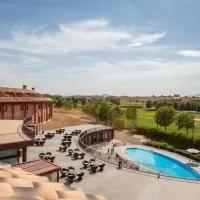 Hotel Exe Layos Golf en casasbuenas