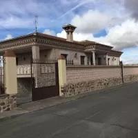 Hotel Casa Rural Egipto en casasbuenas