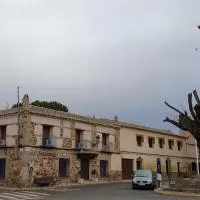 Hotel Casa Rural Alamogrande en casasbuenas