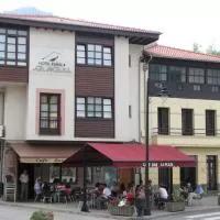 Hotel Hotel Rural la Plaza en caso