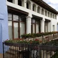 Hotel La Casona del Solanar en castejon-de-alarba