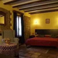 Hotel Casa Pilar en castell-de-castells