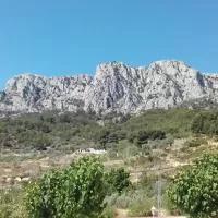 Hotel Rincón De Pepe en castell-de-castells