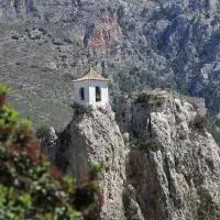 Hotel Casa Aloe en castell-de-guadalest