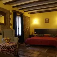 Hotel Casa Pilar en castell-de-guadalest