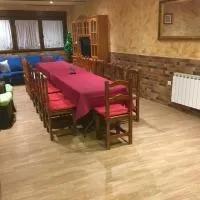 Hotel CRISTO DE LOS PINARES II en castellanos-de-zapardiel