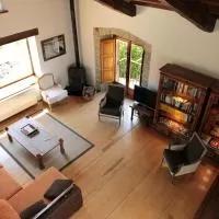 Hotel Casa Grande Del Acebal en castilfrio-de-la-sierra