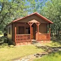 Hotel Camping Riaza en castillejo-de-mesleon