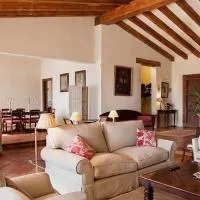 Hotel Lantero Horse & Lodge en castillo-de-bayuela