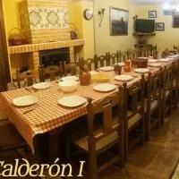 Hotel Casa Rural Calderon de Medina I y II en castrejon-de-trabancos