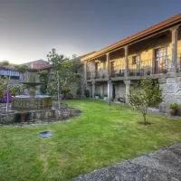 Hotel Casa Rousia en castrelo-do-val