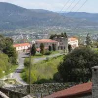 Hotel Parador de Verín en castrelo-do-val