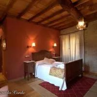 Hotel O Retiro do Conde en castrelo-do-val