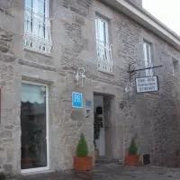 Hotel Pension Rustica-Caldelas Sacra en castro-caldelas