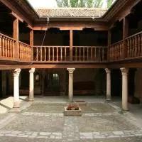 Hotel Posada de San Millán en castro-de-fuentiduena