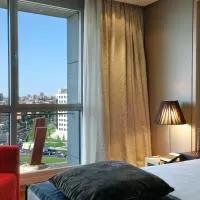 Hotel Vincci Frontaura en castrobol