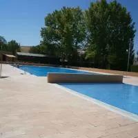 Hotel Casa Rural Calderon de Medina III en castronuno