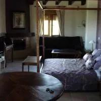 Hotel Finca Rincón de la Vega en castroserna-de-abajo