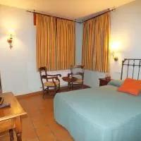 Hotel HOTEL RURAL Y SPA PUENTE DEL DURATÓN en castroserna-de-abajo