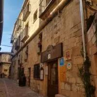 Hotel Hostal El Panadero en castroserracin