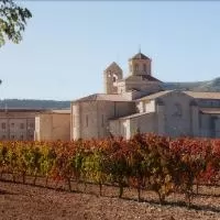 Hotel Hotel Castilla Termal Monasterio de Valbuena en castroverde-de-cerrato