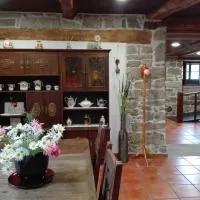 Hotel Albergue Rectoral de Romean en castroverde