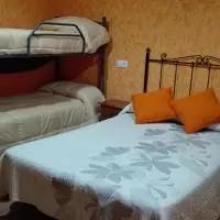 Hotel Hostal La Aldaba en cebolla